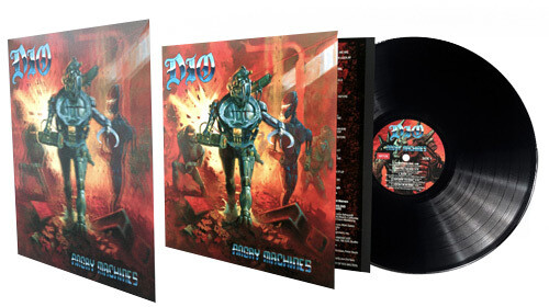 Dio - Angry Machines [LP]