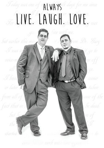 Always Live Laugh Love
