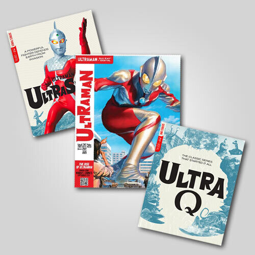 The Ultimate Ultraman Bundle