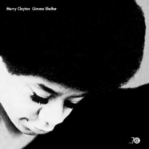 Merry Clayton - Gimme Shelter (Blk) [Limited Edition] (Wht)