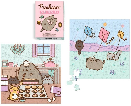 Belton, Claire - Pusheen: Mini Puzzles