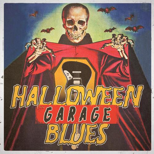 Halloween Garage Blues / Various - Halloween Garage Blues / Various