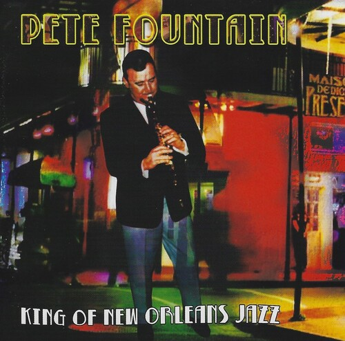 King of New Orleans Jazz