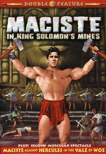 MacIste Against Hercules & MacIste in King Solomon