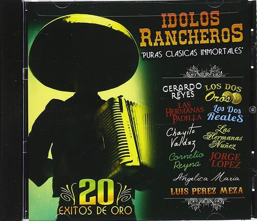 Idolos Rancheros - Puras /  Various