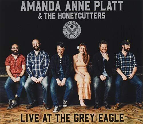 Amanda Anne Platt - Live at the Grey Eagle