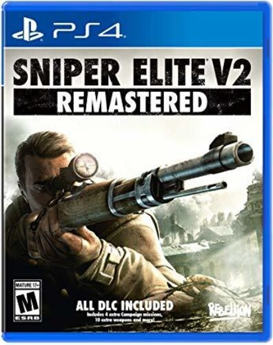 - Sniper Elite V2 Remastered