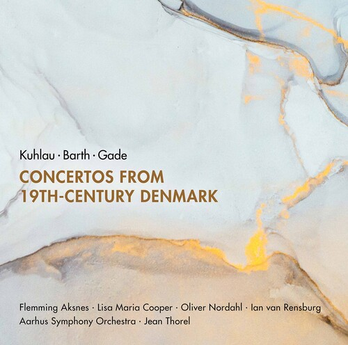 Concertos 19th C Denmark