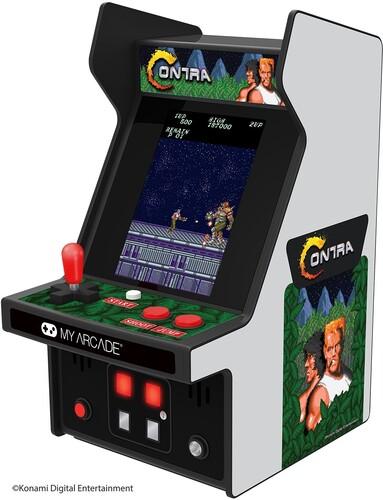 My Arcade Contra Mini Arcade - Contra Mini Arcade