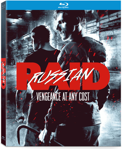 Russian Raid - Russian Raid