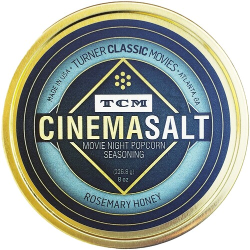 TCM CINEMA SALT MOVIE NIGHT POPCORN SEASONING