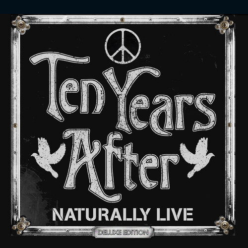Ten Years After - Naturally Live [Deluxe] [Limited Edition]