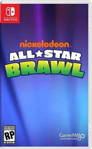 Nickelodeon All-Star Brawl for Nintendo Switch