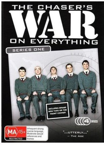 Chaser's War on Everything-Series 1 [Import]