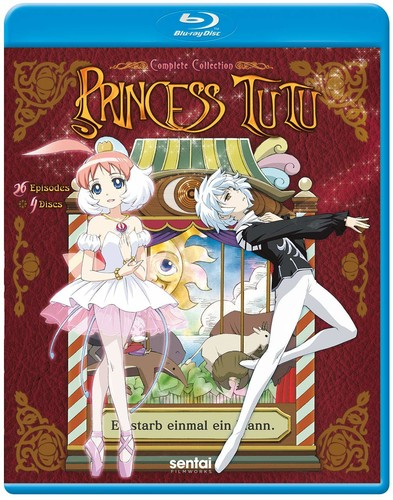 Princess Tutu: Complete Collection