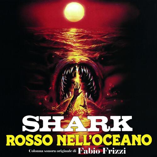 Shark Rosso Nell'oceano