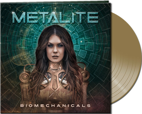 Biomechanicals (gold Vinyl)