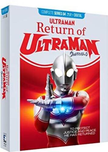 Return of Ultraman: Complete Series