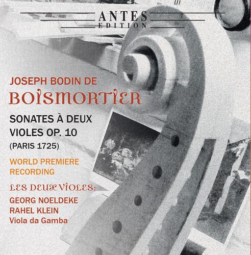 Sonates a Deux Violes 10