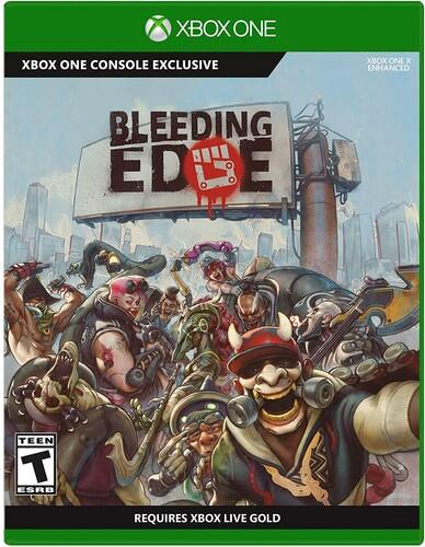 Xb1 Bleeding Edge - Bleeding Edge for Xbox One