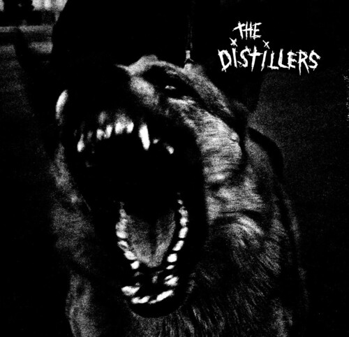The Distillers - The Distillers [Indie Exclusive Limited Edition Clear w/Green, Purple, Black Splatter LP]