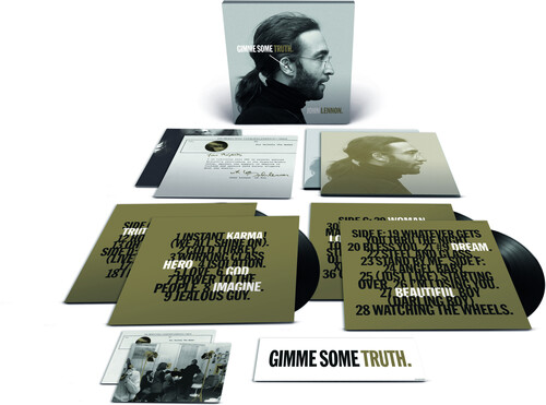 John Lennon - GIMME SOME TRUTH. THE ULTIMATE MIXES. [4LP Box Set]