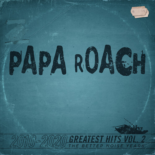 Papa Roach - Greatest Hits Vol. 2 The Better Noise Years