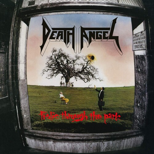 Death Angel - Frolic Through The Park [Limited Expanded Edition, 180-Gram Silver Colored Vinyl]