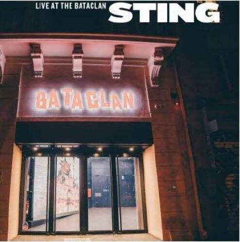 Sting - Live At The Bataclan
