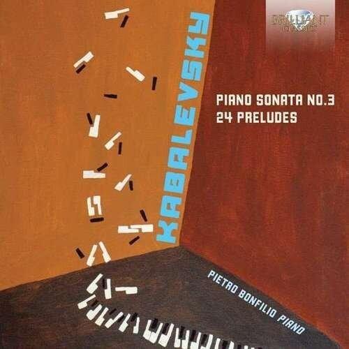 Piano Sonata 3 & 24 Preludesilio