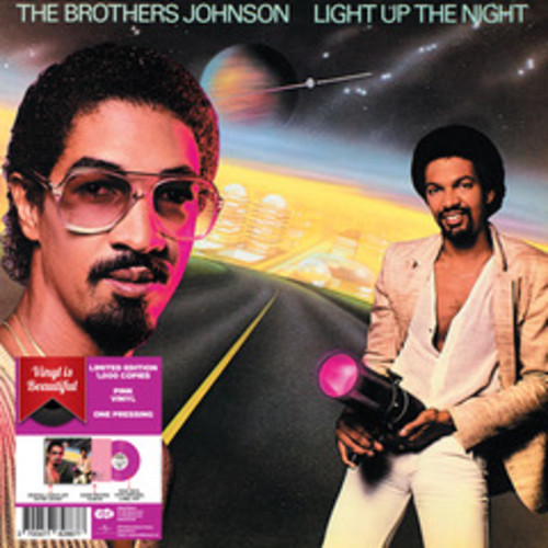 Light Up The Night (Pink Vinyl) (Limited Edition)