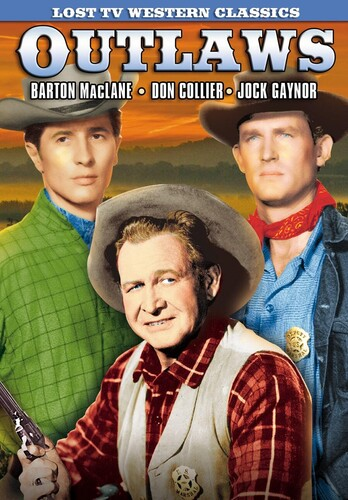 Lost Tv Western Classics: Outlaws