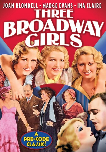 Three Broadway Girls