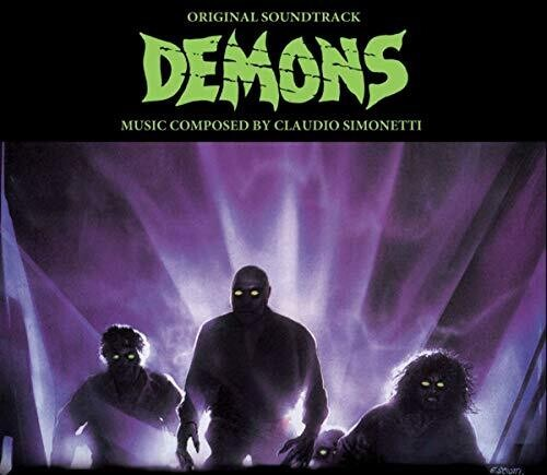 Claudio Simonetti Ltd - Demons - The Soundtrack Remixed [Limited Edition]