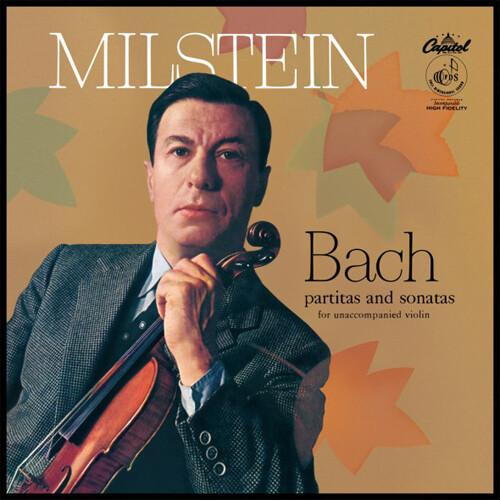 Bach Partitas & Sonatas For Unaccompanied Violin