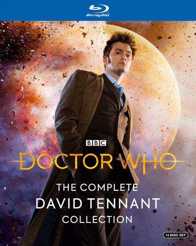 Doctor Who: The Complete David Tennant