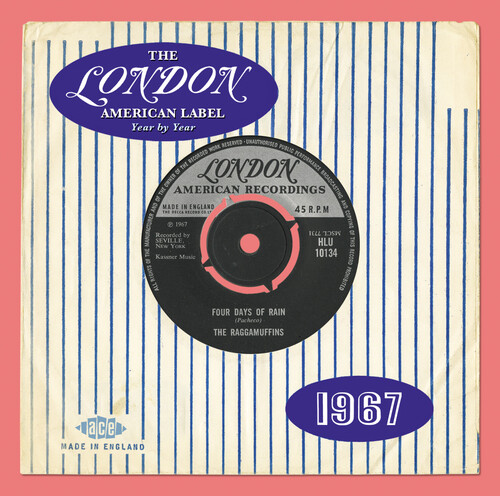 London American Label: Year By Year 1967 /  Various [Import]