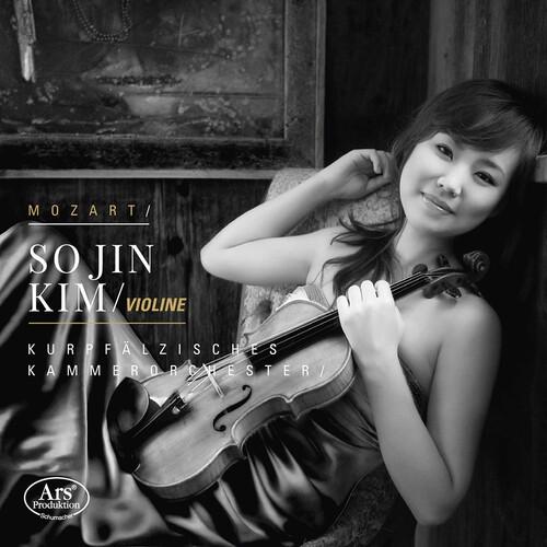 Violin Concertos 216 & 219
