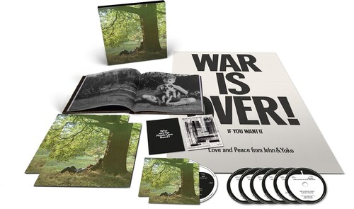 Plastic Ono Band [6 CD/ 2 Blu-ray Box Set]