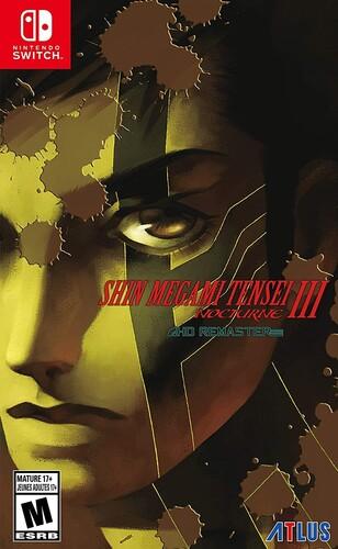 Shin Megami Tensei III: Nocturne HD Remaster for Nintendo Switch