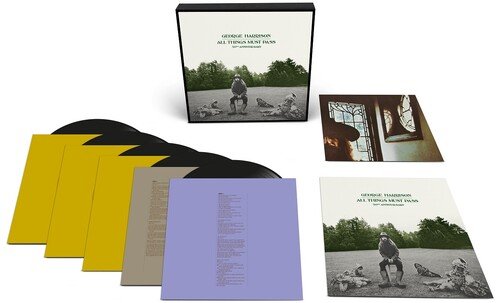 All Things Must Pass [Deluxe 5 LP Box Set]
