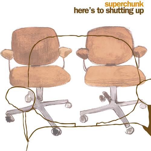 Here's to Shutting Up