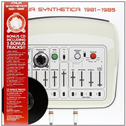 Italia Synthetica (Various Artists)