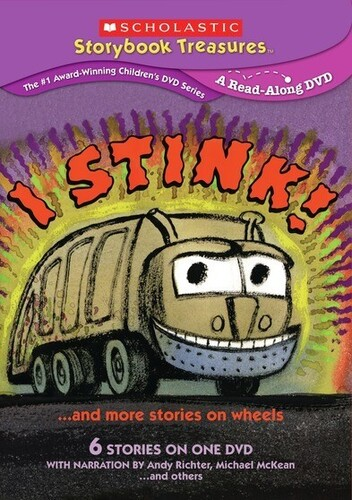 I Stink! And More Stories On Wheels