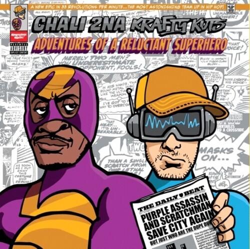 Adventures Of A Reluctant Superhero [Explicit Content]
