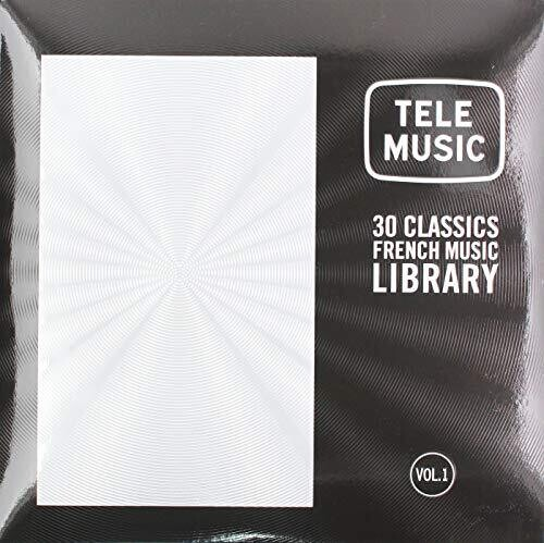 Tele Music 30 Classics French Music Library Vol. 1