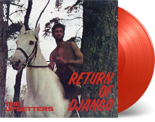 Upsetters - Return Of Django [Colored Vinyl] [Limited Edition] (Org) (Hol)