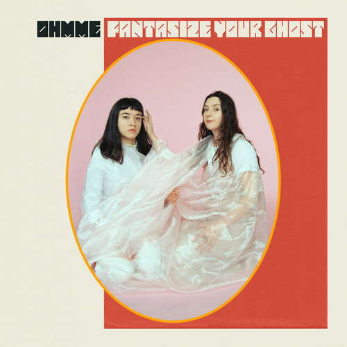 Ohmme - Fantasize Your Ghost [Blue LP]