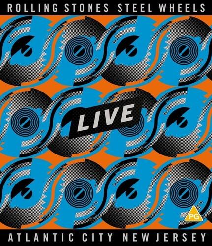 The Rolling Stones - Steel Wheels Live: Atlantic City New Jersey / (Uk)