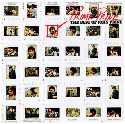 John Prine - Prime Prine: The Best Of John Prine [Rocktober 2020 LP]